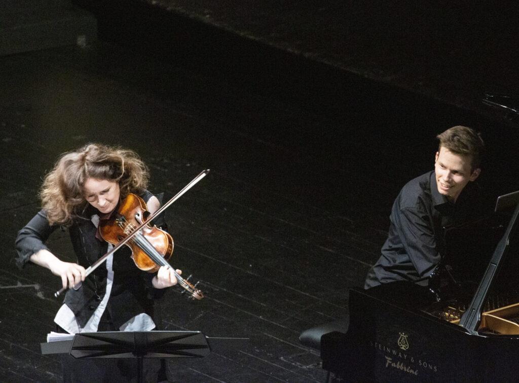 Kreutzer Sonata with Patricia Kopatchinskaja